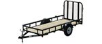 Utility Trailers for Sale in Halsey, OR