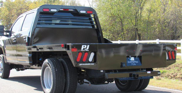 Standard Truck Bed Rear (GB)