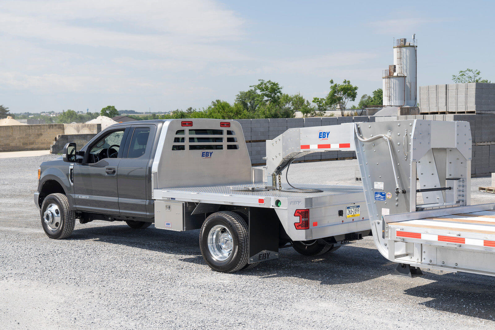 ford f250 short bed flatbed
