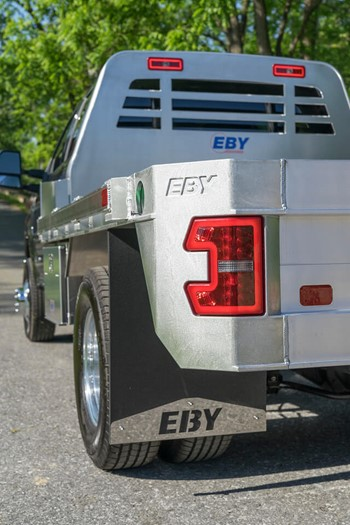 Exclusive Eby LED taillights