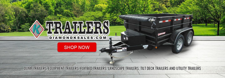 Trailer Dealer Halsey Oregon Diamond K Sale